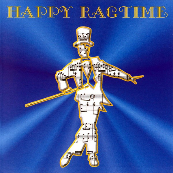 CD: Happy Ragtime